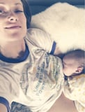 17 Celeb Moms Who've Shared Their Breastfeeding Photos
