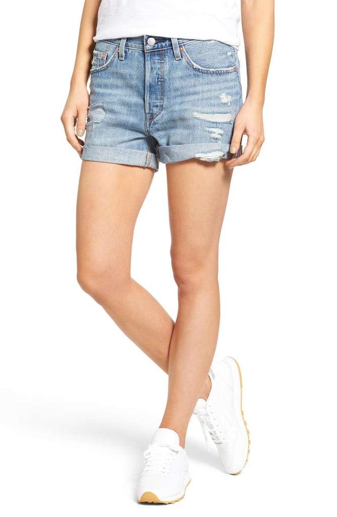 Denim Shorts by Body Type | POPSUGAR Fashion