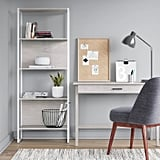 Paulo 4-Shelf Bookcase