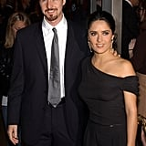 Salma Hayek and Edward Norton