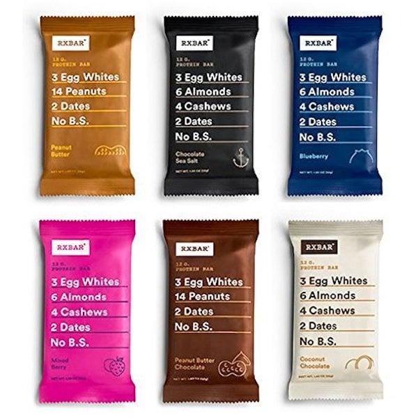RXBAR Whole Food Protein Bars