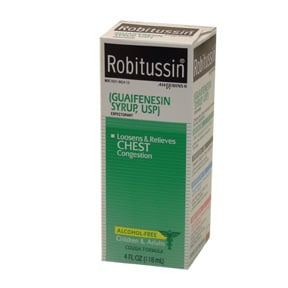Robitussin Cough Syrup