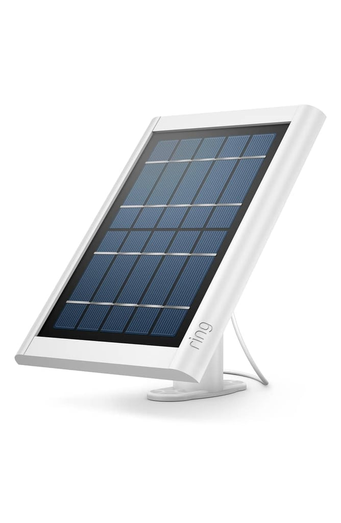 Ring Solar Panel | New Gadgets 2019 | POPSUGAR Australia