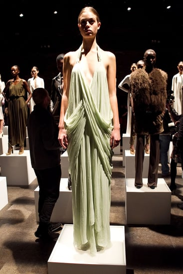 Fall 2011 New York Fashion Week: Halston 2011-02-15 19:57:14