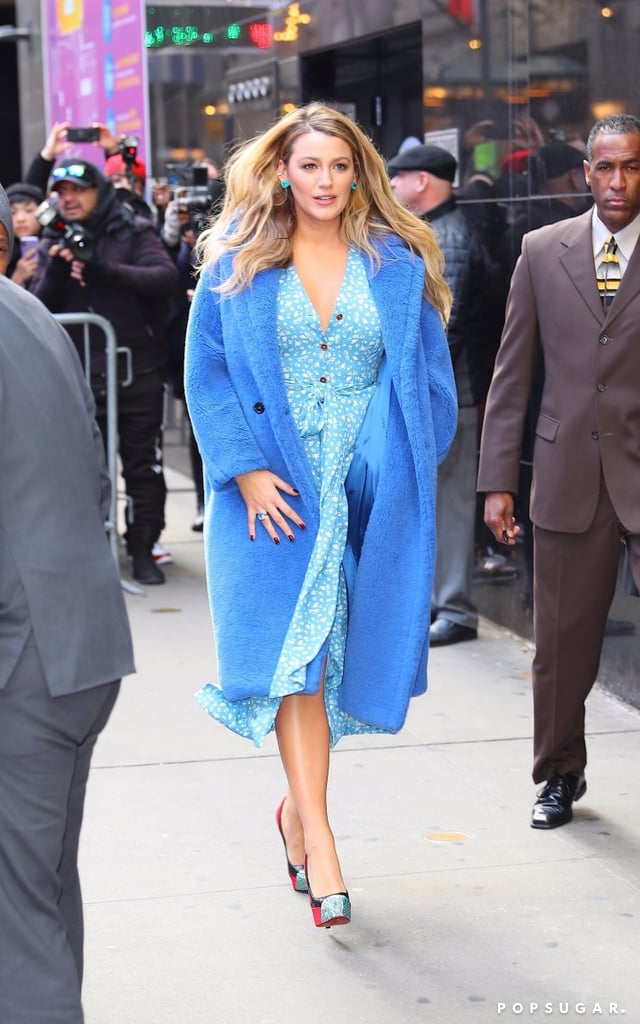 Blake Lively at The Kelly & Ryan Show