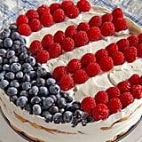 Independence Icebox Cake