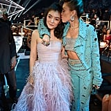 Lorde and Miley Cyrus