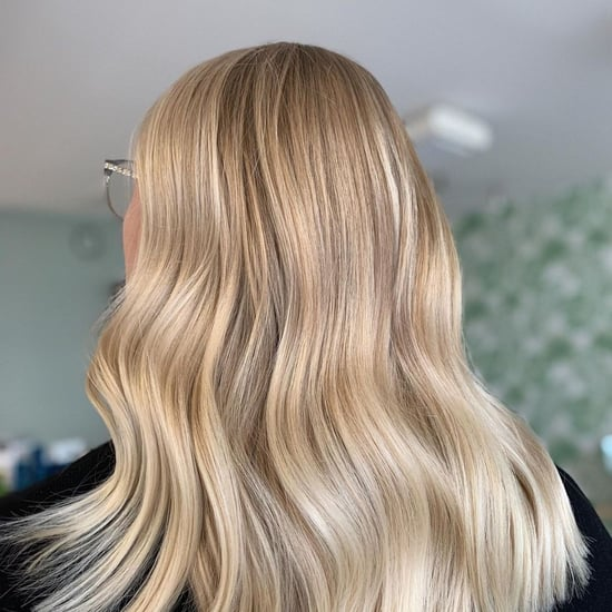 Blond on a Dimmer Hair-Colour Trend