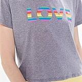 Sub Urban Riot Rainbow Love Tee