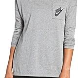 Nike 'Signal' Long Sleeve Tee