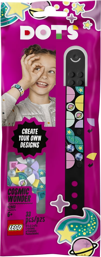 Lego Dots Cosmic Wonder Bracelet Kit