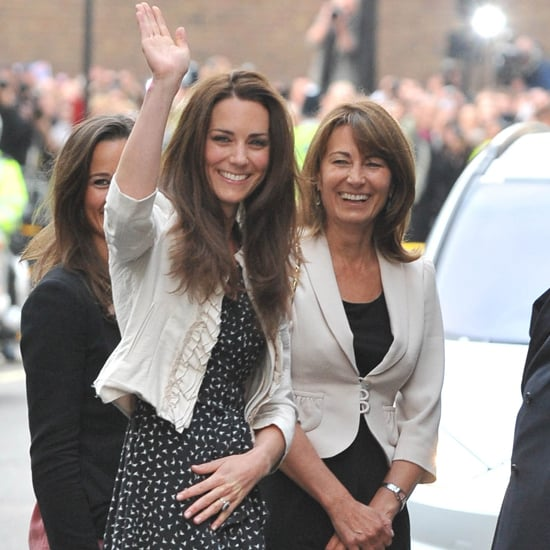 Kate Middleton's Mom Style
