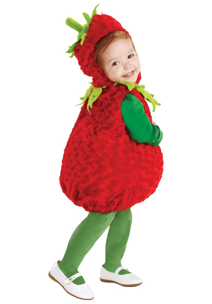 Infant Strawberry Costume