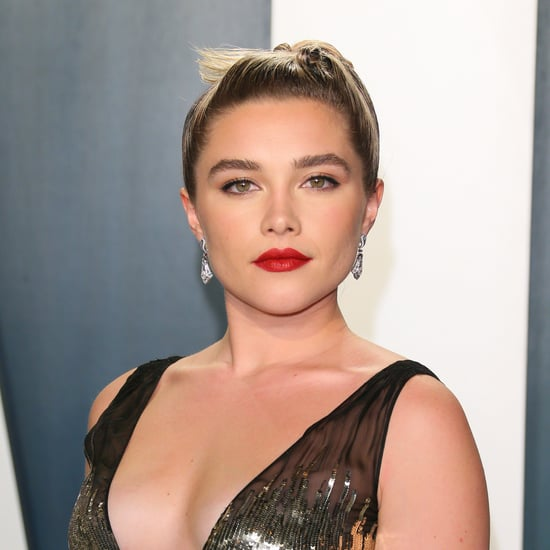 Florence Pugh Addresses Zach Braff Romance Criticism