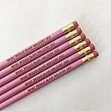 Blair Waldorf Pencils