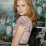 Amy Adams With Lighter, Strawberry Blond Hair 2005