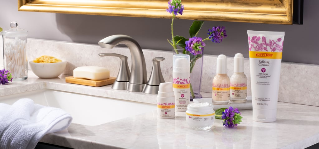 Burt's Bees Renewal Skincare Routine For New Year