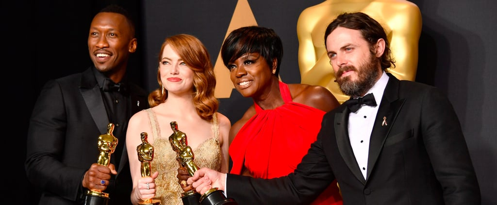100 Pictures That Put You Right in the Middle of Oscars Magic