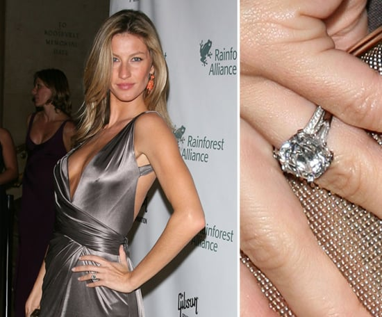 Celebrity Engagement Ring Pictures Popsugar Middle East