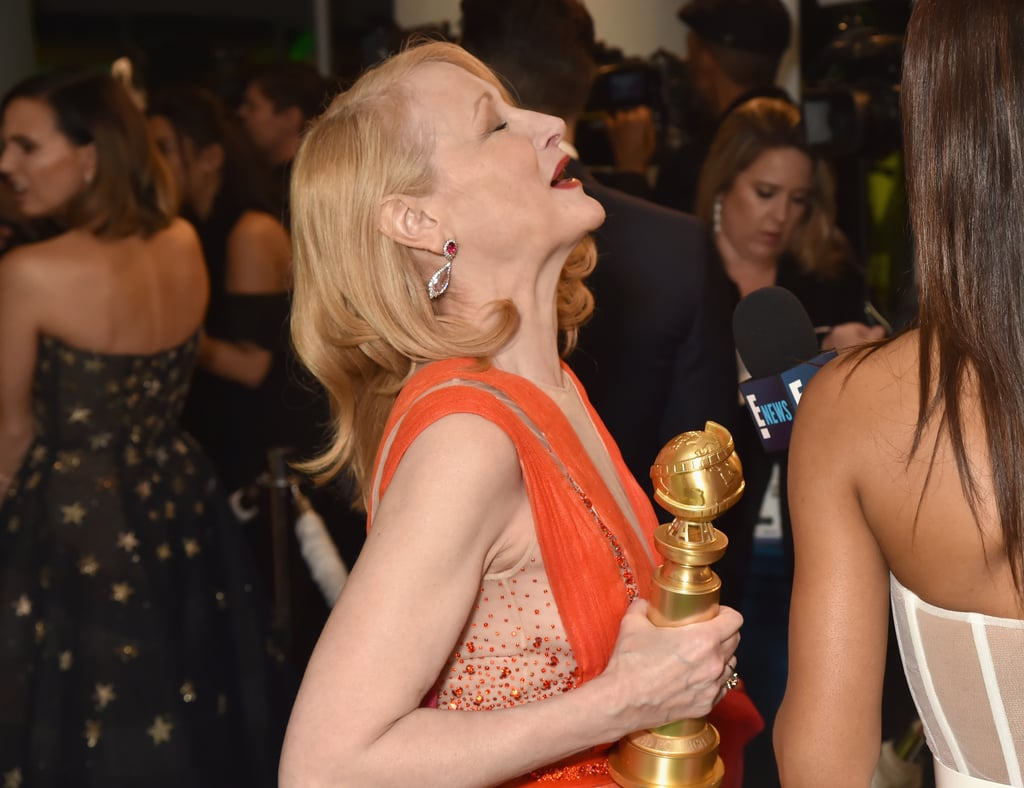 Pictured: Patricia Clarkson