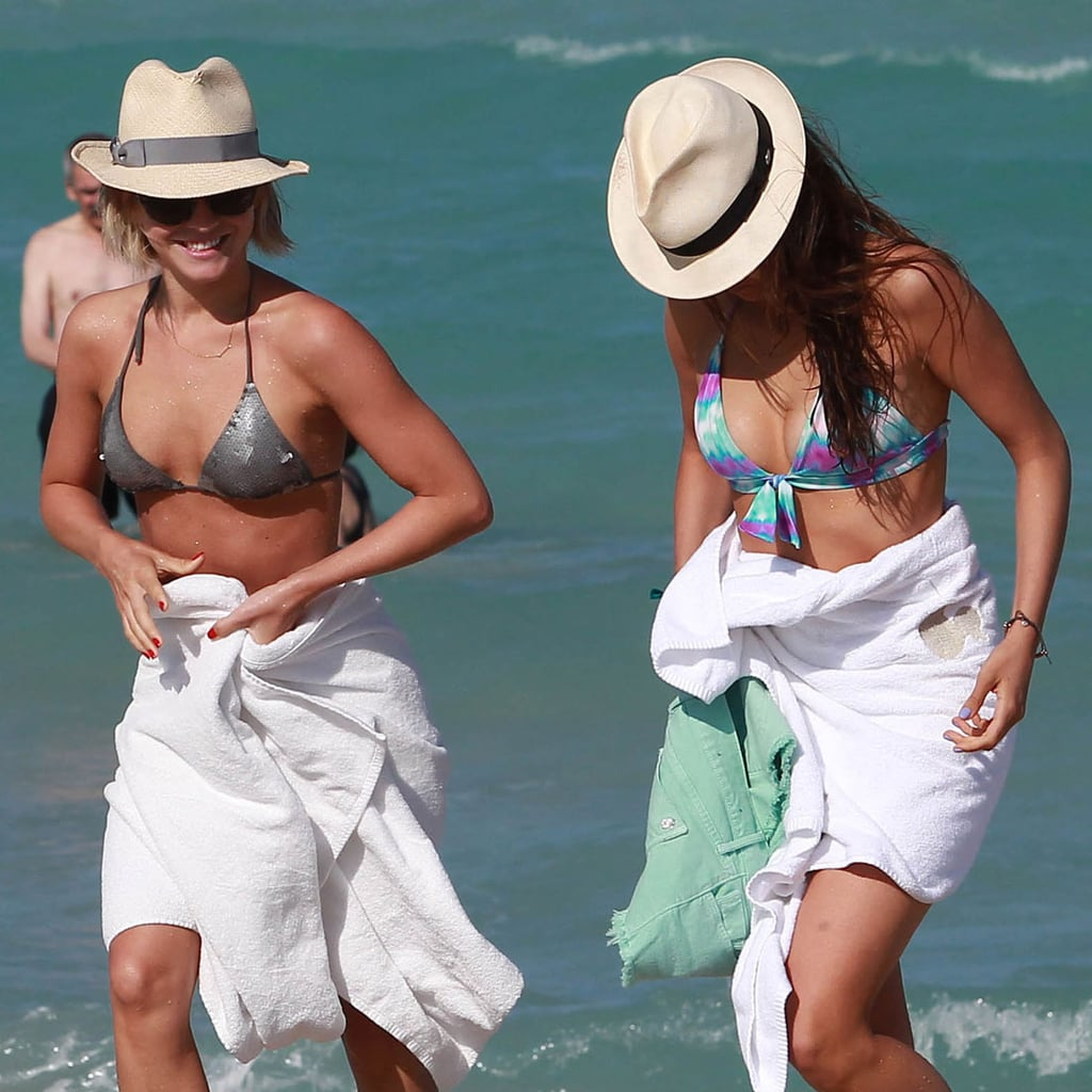 Thanks to Julianne and Nina's Vacation, We Have Bikinis on the Brain