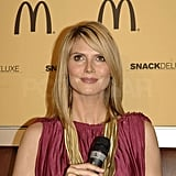 Heidi For McD's in Germany