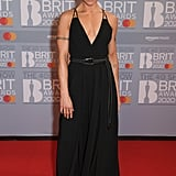 Melanie C at the 2020 BRIT Awards in London