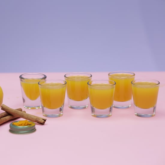 Allergy-Fighting Juice Shot