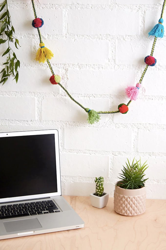 Forever 21 Karma Living Pom Pom Decor