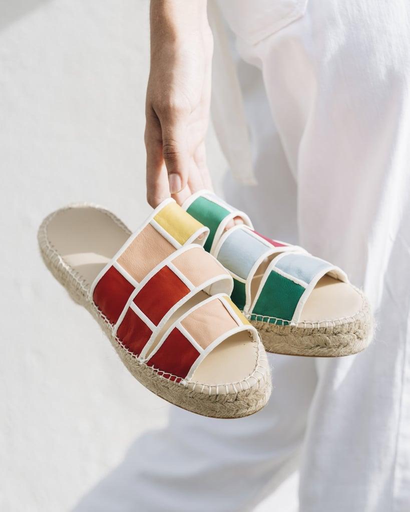 Multi Color Sandals