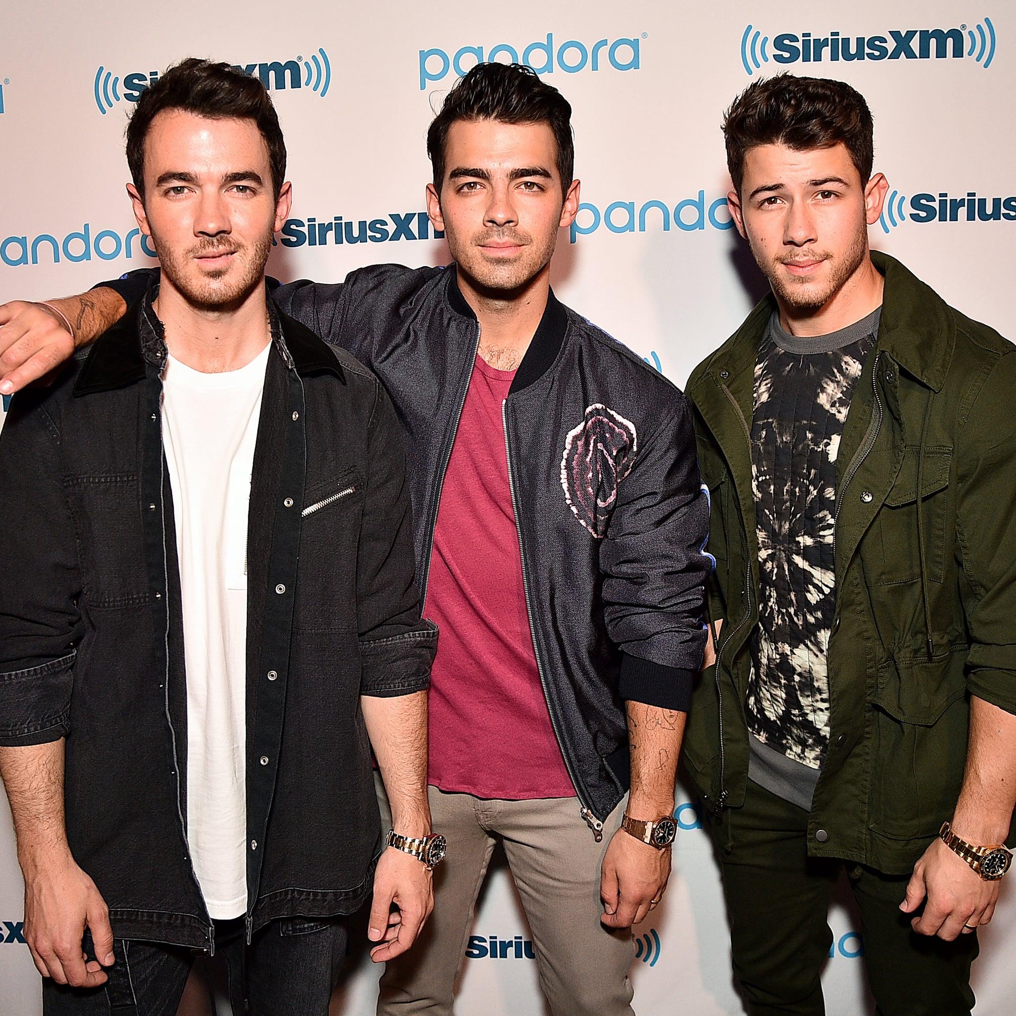 Jonas Brothers | POPSUGAR Celebrity