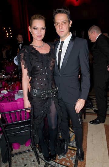 Jamie Hince proposes to Kate Moss on her 36th Birthday