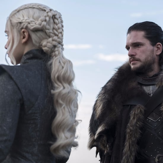 Jon Snow and Daenerys Targaryen GIFs