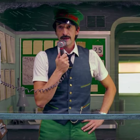 Wes Anderson's Holiday Ad For H&M