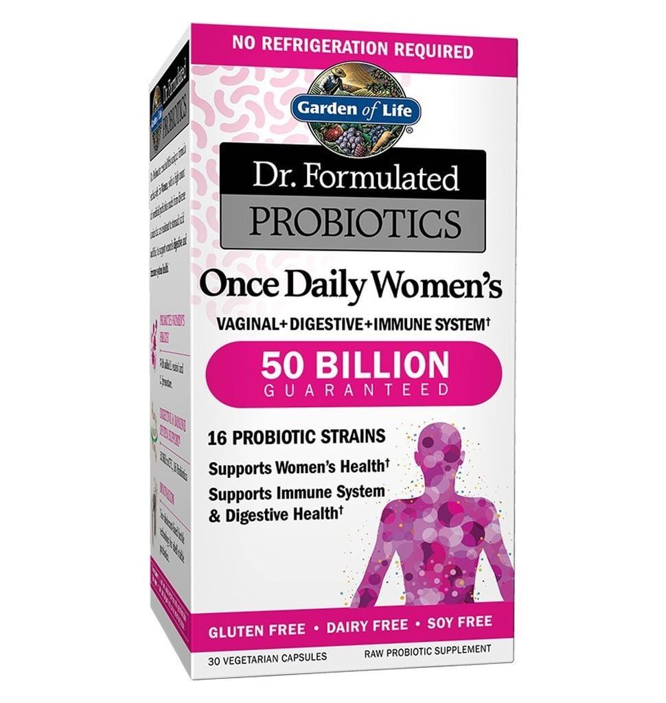 Garden of Life Probiotics Supplement For Women