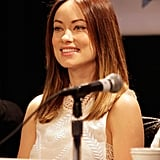 Olivia Wilde sat on a panel at SXSW.