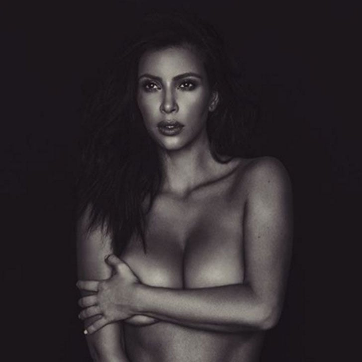 Image result for kim kardashian naked