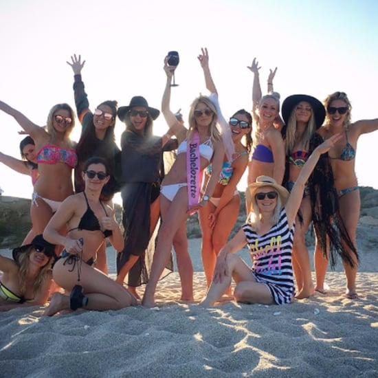 Julianne Hough's Bachelorette Party Pictures 2017