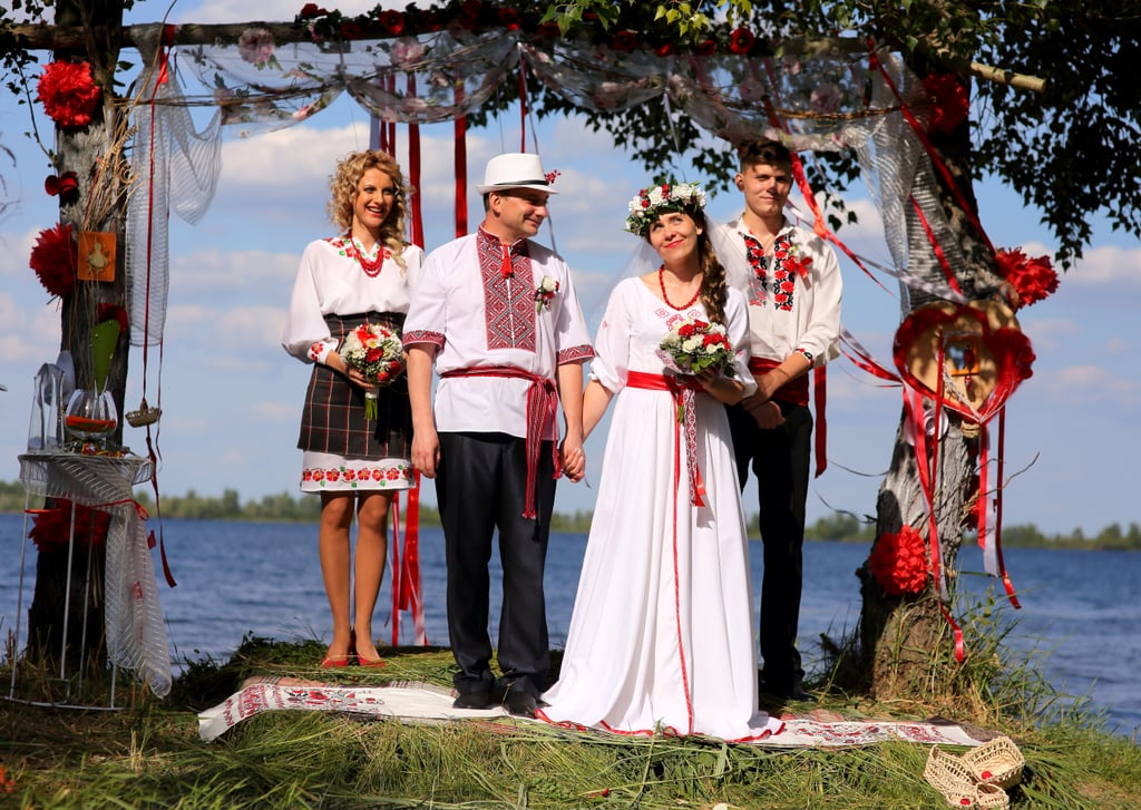 Lucky Wedding Traditions From Around The World: Wedding Dresses Around The World