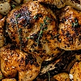 Easy Lemon Herb Roast Chicken