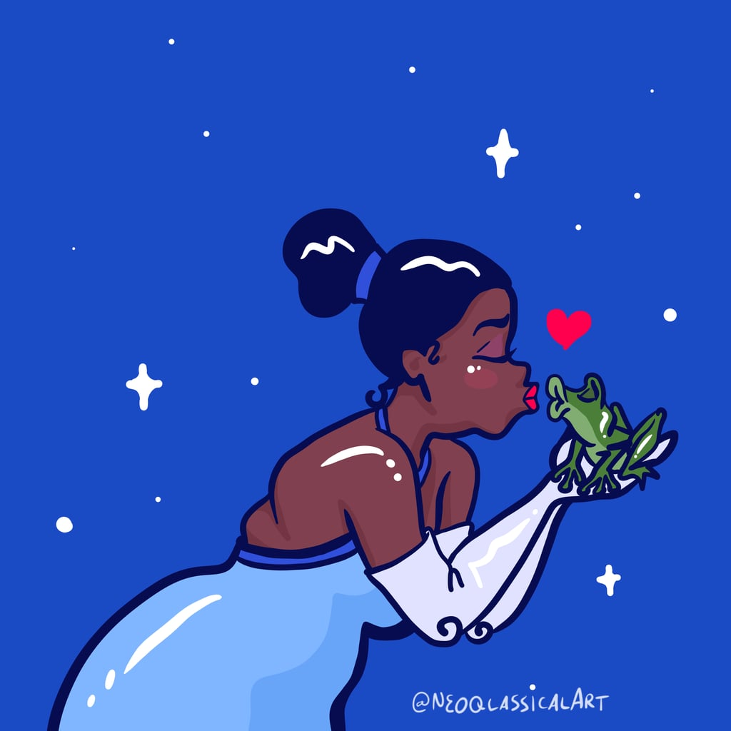 Tiana From The Princess and the Frog