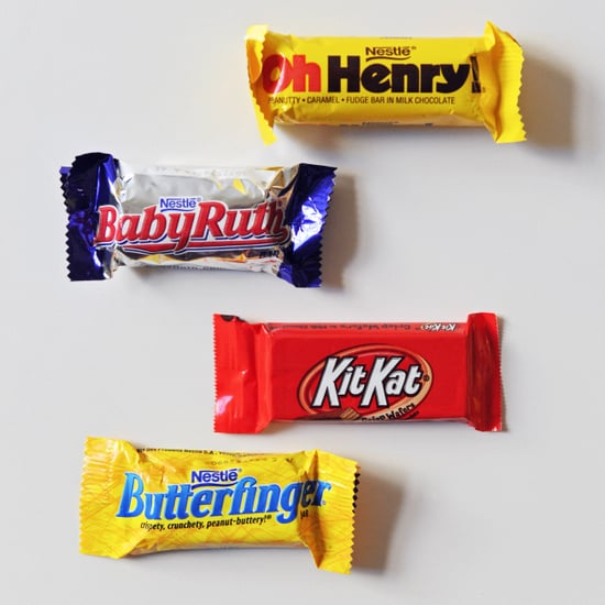 Classic Halloween Candy