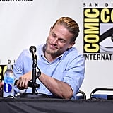 Charlie Hunnam at Comic-Con 2016 | Pictures