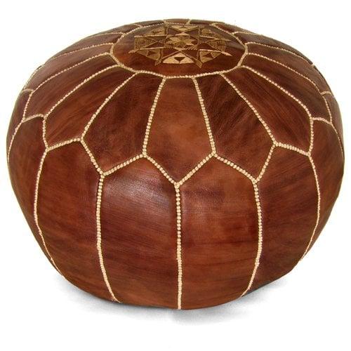 Moroccan Pouf ($160)