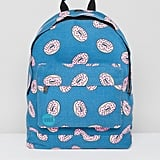 Mi-Pac Backpack with Doughnut Print