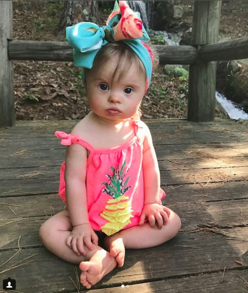 Photos of Babies With Down Syndrome | POPSUGAR Family