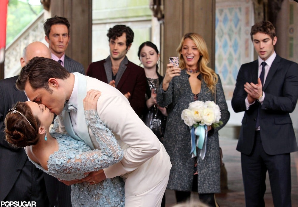 Gossip girl blair and chuck wedding join