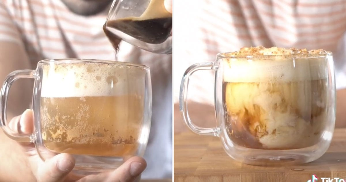 This Recipe For Coffee Soda Sounds Weird, Yes, but It Actually Looks So, So Good