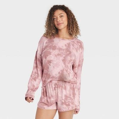 Stars Above Tie-Dye Beautifully Soft Pajama Set