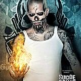 El Diablo From Suicide Squad
